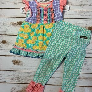 Matilda Jane Outfit - 2 pc set